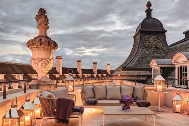 Hotel Café Royal, London: Sauce Communications will promote luxury hotel brand The Set