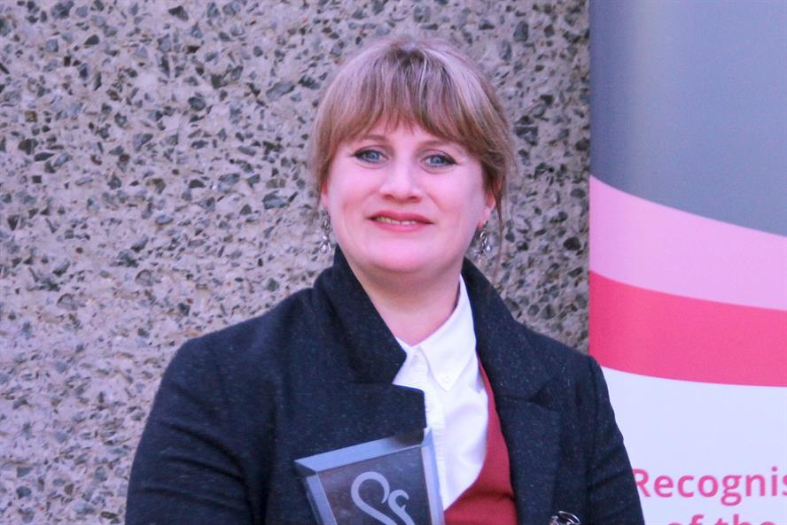 Winner: Emma Tweedie of PR agency Teacake Tuesday