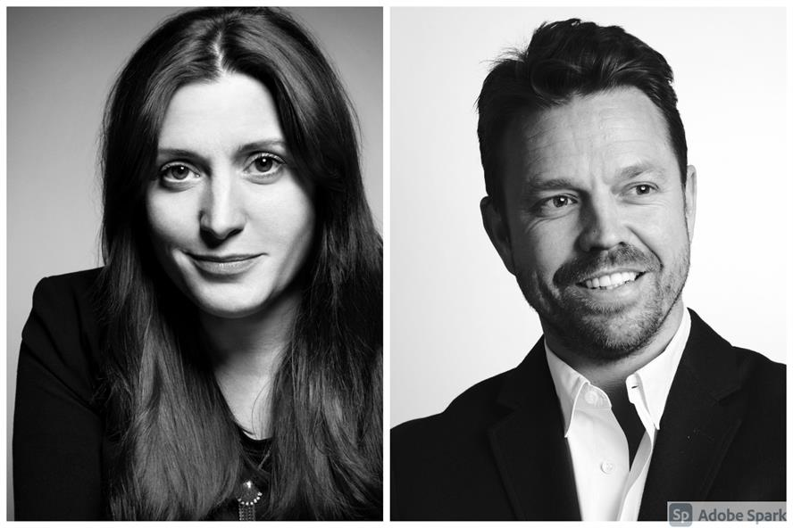 'The best people in the industry' - Edelman promotes Ruth Warder and Hugh Taggart