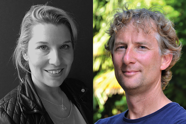 Top panelists: M&C Saatchi PR CEO Molly Aldridge and Freuds chief Arlo Brady