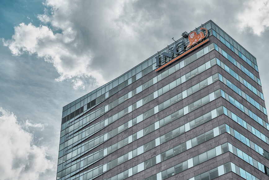 ING offices in Amsterdam. (Photo credit: Getty Images)