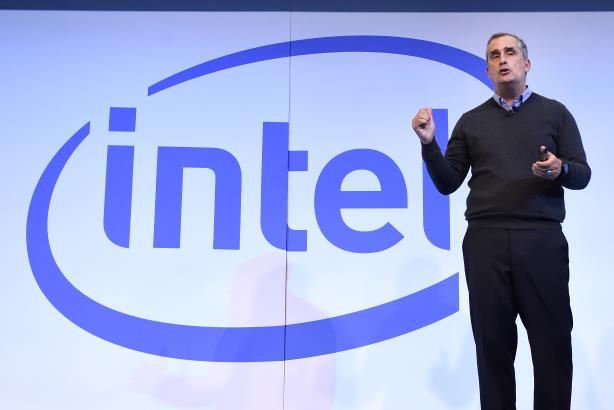 Intel CEO Brian Krzanich at CES 2017.