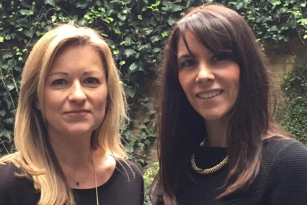 Iris Life: Co-founders Stéphanie Bunten (l) and Lee-Ann Cameron (r)