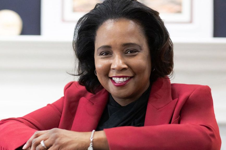 New Twitter hire Beverly Jackson.