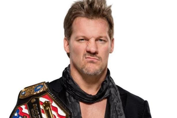 Chris Jericho. (Image via his Facebook page).