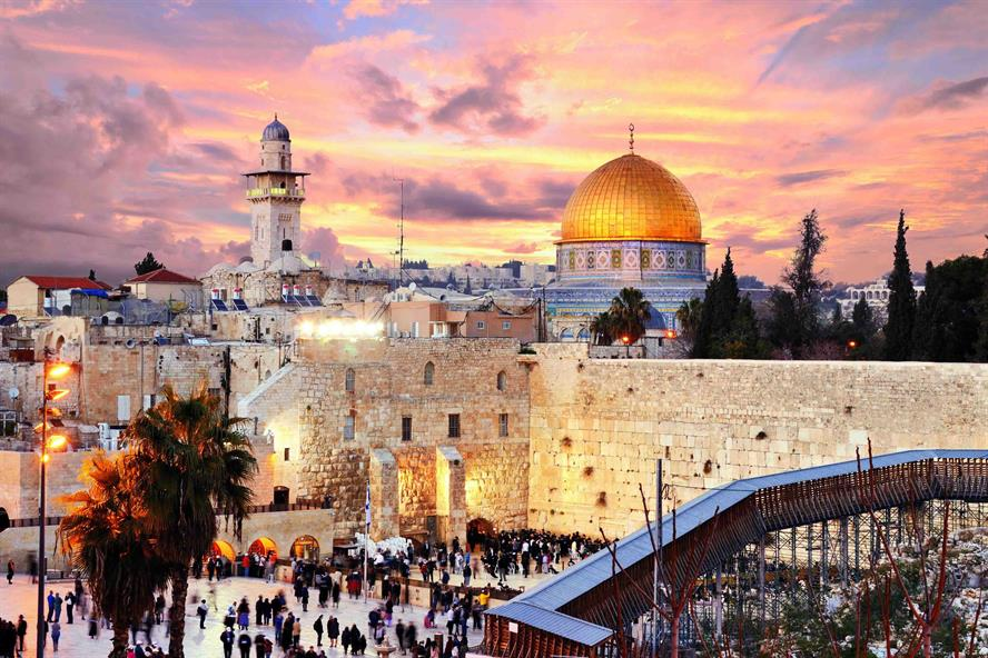 Jerusalem among the cities Frank will promote
