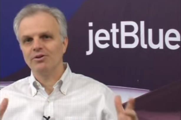 JetBlue CEO David Neeleman issued what is considered to be one of the first video apologies.