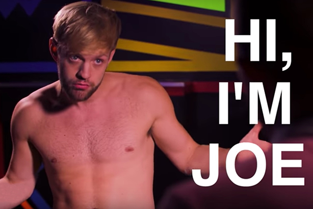 A web TV series for the campaign, 'The Grass is Always Grindr', centres on a young gay man called Joe