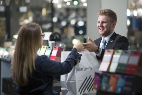 John Lewis: The retailer has signed up Pagefield