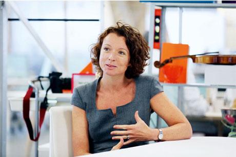 Julia Groves: UKFCA chair
