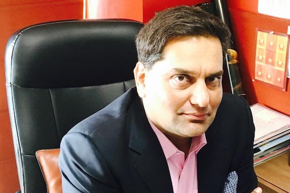 Nikhil Khanna