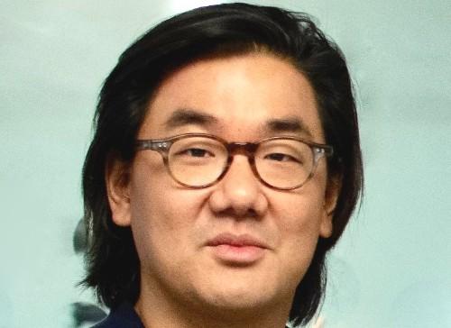 Memo founder and CEO Eddie Kim. (Image via LinkedIn)