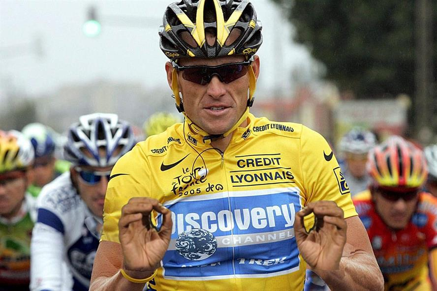 Lance Armstrong admitted cheating in each of his seven Tour de France wins