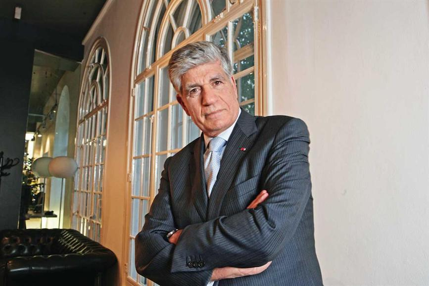 Former Publicis CEO Maurice Levy.