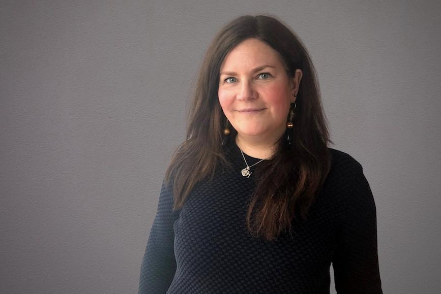 Hanna Lindén. (Photo credit: Ola Boddington).