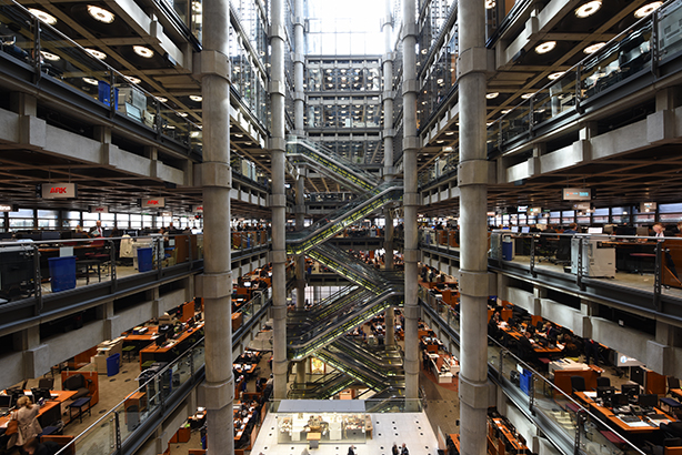 Lloyd's of London: Looking to develop 'cyber insurance' business