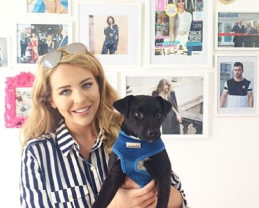Lydia Bright: The TOWIE star is launching a fashion range