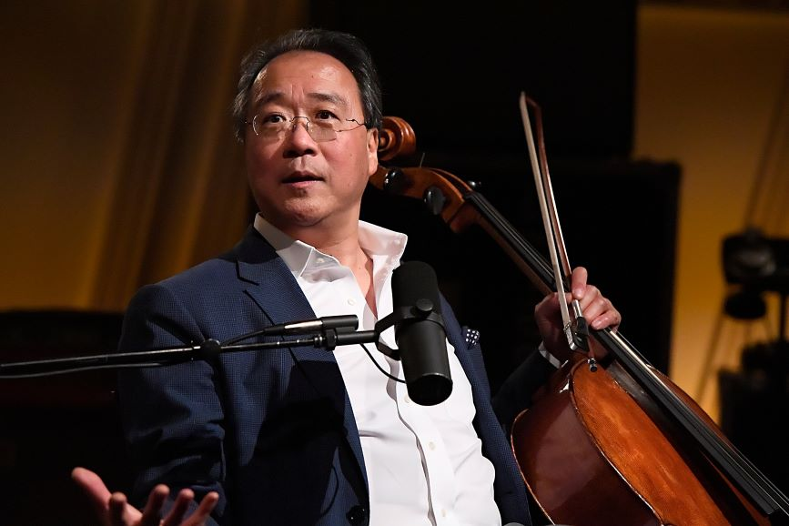 Classical music artists such as Yo-Yo Ma are going direct to their fans to communicate. (Pic: Getty Images.)