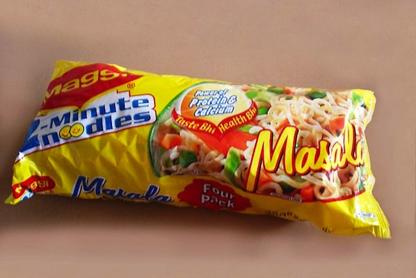 Maggi Masala noodles are back on shelves after the June scandal (Sixth6sense/Wikimedia Commons)