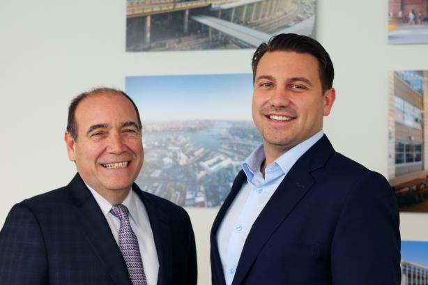 (L-R) Frank Marino and John Marino