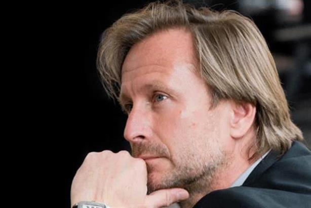 Outgoing Unilever marketing executive Marc Mathieu.
