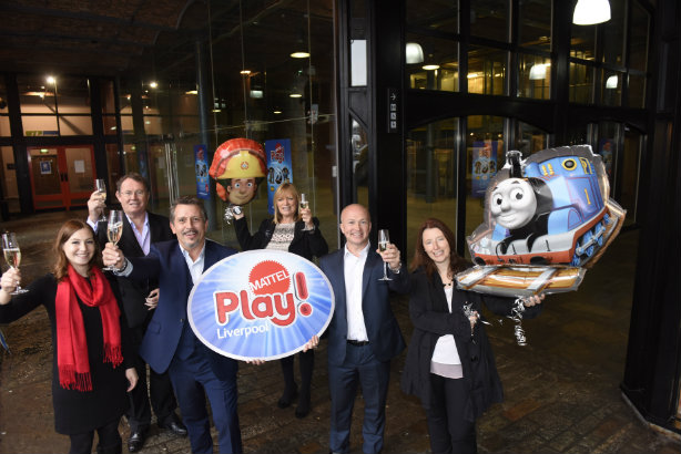 Boxed Off: Got international coverage for the launch of Mattel Play!