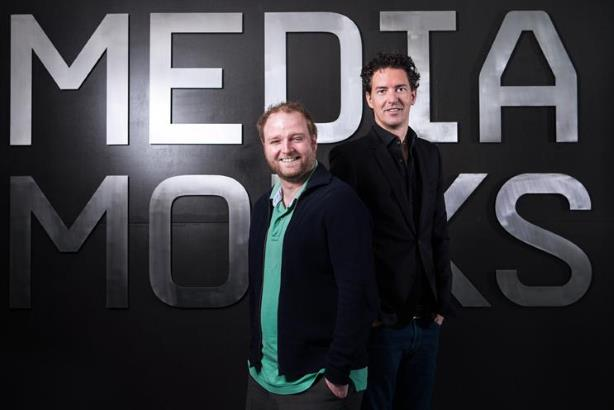 L-R: MediaMonks principals ter Haar and Knapp