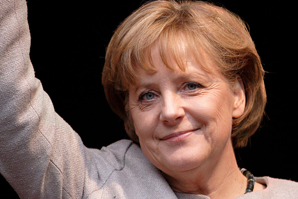 Angela Merkel: Sentiment analysis shows that only five per cent of mentions of the German chancellor were positive