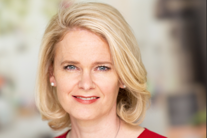Kathryn Metcalfe, EVP of corporate affairs at Bristol Myers Squibb