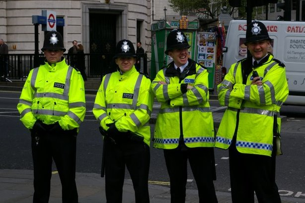 Local policing: The Met's media team is undergoing a restructure