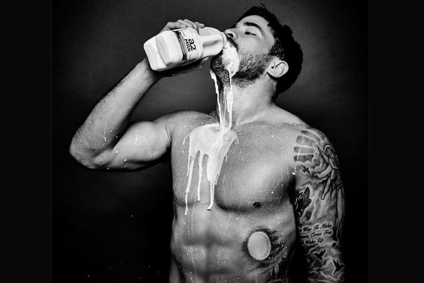 Danny Cipriani: A2 Milk ambassador