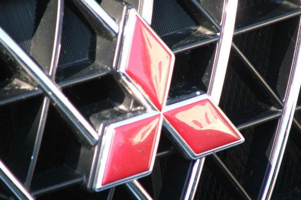 Mitsubishi: Close scrutiny (Credit: Björn Láczay via Flickr)