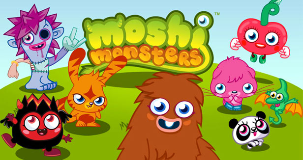 Moshi Monsters: Popular Mind Candy game