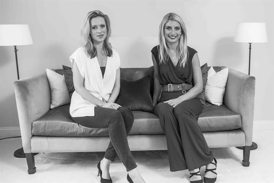 Maison Communications: Henrietta Harwood-Smith (l) and Tania Thomas launch new agency