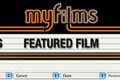 Myfilms: positioned as authority on films