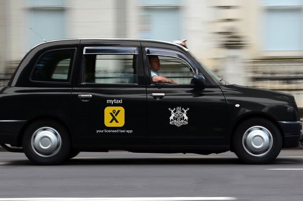 MHP has picked up taxi-hailing app mytaxi as a client