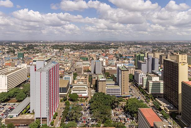 Nairobi skyline, Kenya (Credit: derejeb/Thinkstock)