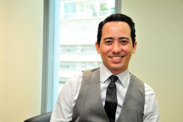 Nicholas Ferguson, PR manager, Epson Singapore