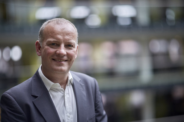Nick Hindle has taken the top comms role at Arla Foods