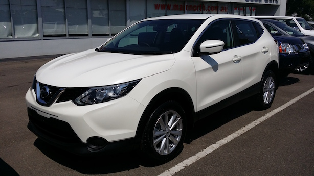 Photo credit: By TuRbO_J from Adelaide, Australia - 2014 Nissan Qashqai ST, CC BY 2.0