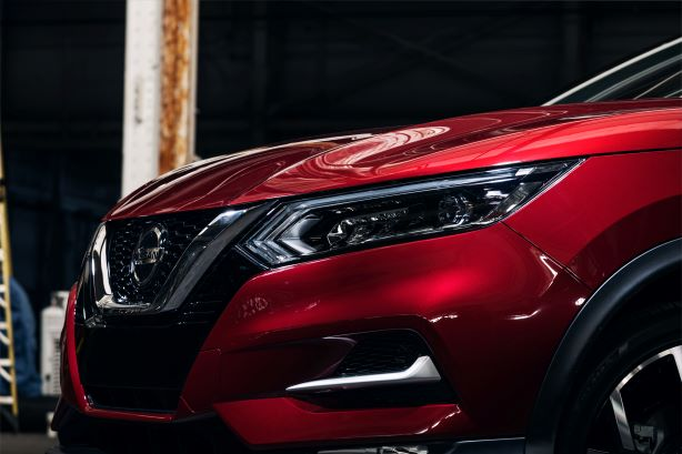 The 2020 Nissan Rogue Sport (Image via Nissan).