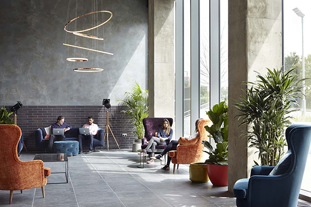 The Collective's Old Oak co-living space in West London