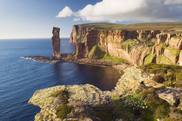 Old Man of Hoy, Orkney Islands (pic credit: visit Orkney/Scottish View Point)