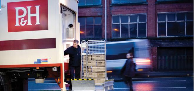 Palmer & Harvey: The wholesaler employs almost 4,000 people