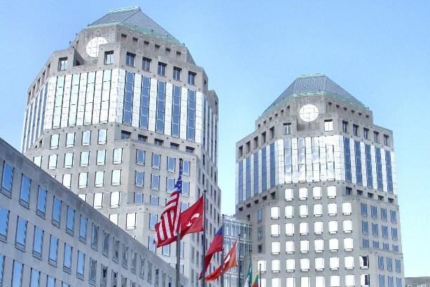 P&G's HQ in Ohio. Image via Derek Jensen / Wikimedia Commons; used under the Creative Commons Attribution 2.0 Generic license. Cropped from original.