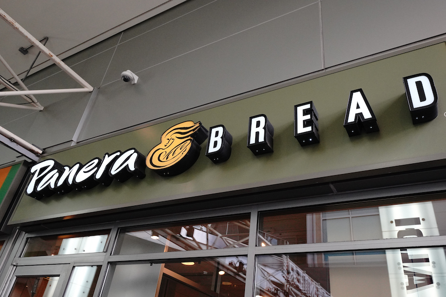 Panera Bread will no longer have a CMO. (Photo credit: Getty Images).
