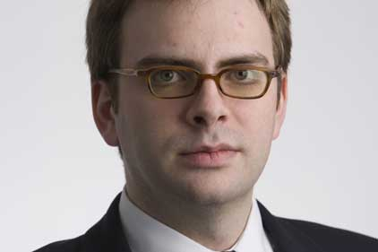 Oliver Pauley: Appointed UK MD at Portland Communications
