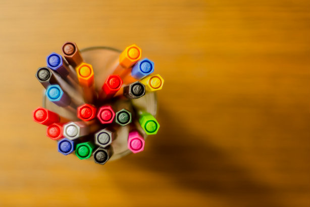 The write stuff: Firms gave out nearly twice as free pens as there are people in the UK last year (Credit: János Balázs on flickr)