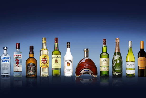 Pernod Ricard is the second largest wine and spirits group in the world.