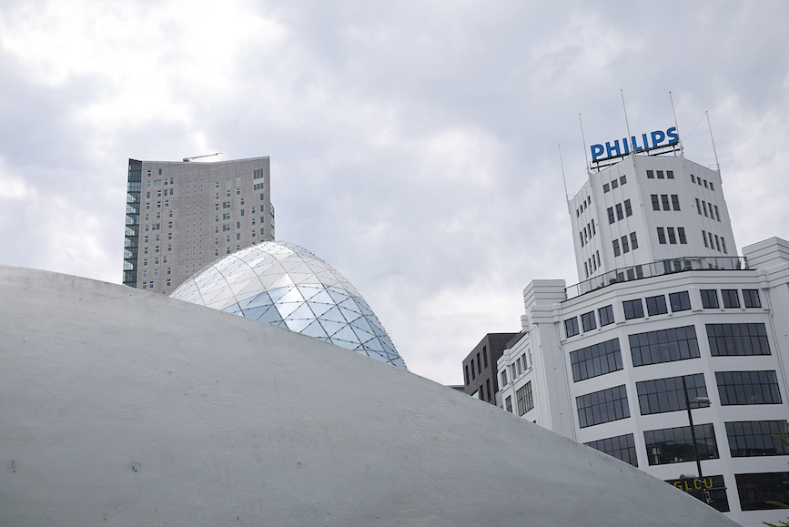 Philips' offices in Eindhoven, Netherlands. (Photo credit: Getty Images).